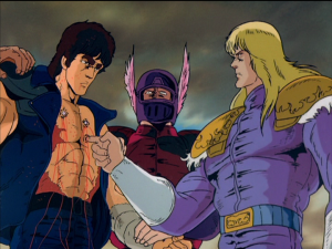 Kenshiro of the 3/7 Scars